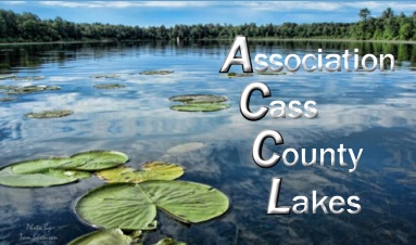 Association of Cass County Lakes logo