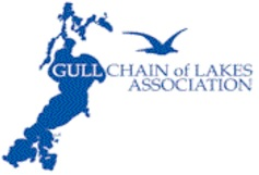 Gull Chain of Lakes Association logo
