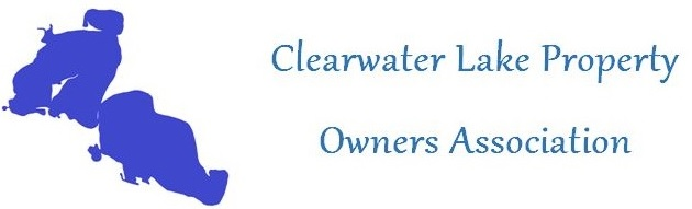 Clearwater Lake Property Owners Association logo